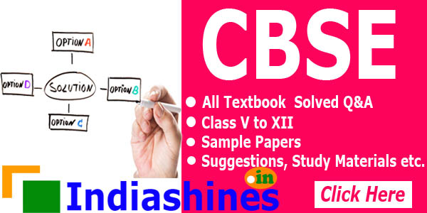 CBSE NCERT Solutions Textbook