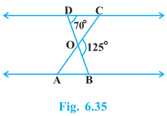 Triangles Exercise 6.3 Question No. 2