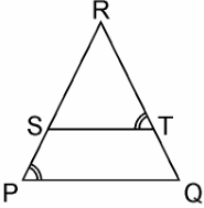 Triangles Exercise 6.3 Answer 5