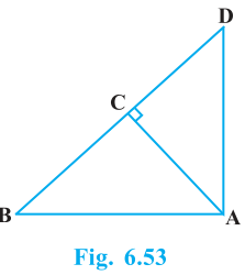 Triangles Exercise 6.4 Question No. 3