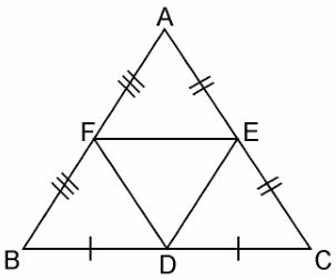 Triangles Exercise 6.4 Answer 5
