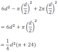 10 surface area volume exercise solution