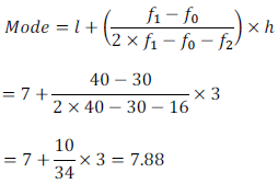 10 statistics exercise 3 question 6 solution