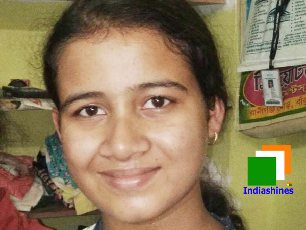 Anwesa Pine West Bengal Class 10 Topper 2017